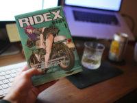バイク好きなら絶対共感出来るオススメの漫画「RIDEX」が面白い