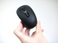 最高にオススメのマウス、マイクロソフトワイヤレスマウス Bluetooth Mobile Mouse 3600