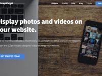 ウェブサイトにinstagramをサクッと表示させるならSnapWidgetが便利