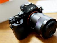 4K動画が撮れるSONYのα7sを買ってしまった・・・