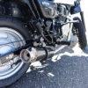 バイクいじりの素人がAPE100のマフラー交換をしてみた